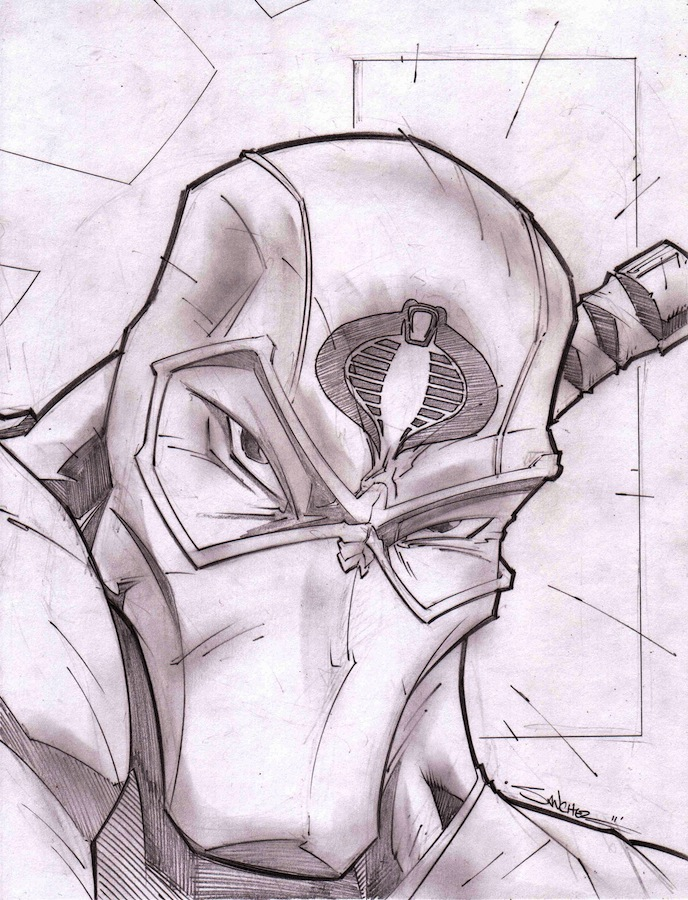 Storm Shadow Sketch Shot by StevenSanchez