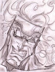 Firestorm Sketch Shot