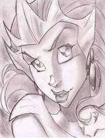 Mera Sketch Shot
