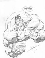 Hulk Twinkie