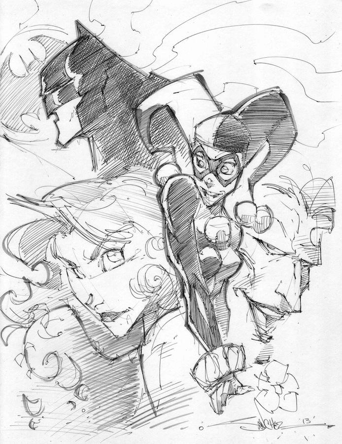Gotham by StevenSanchez