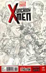 Uncanny XMEN COVER