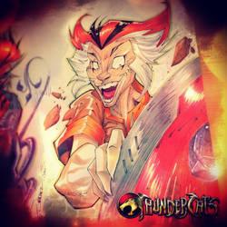 Thundercats WilyKat by StevenSanchez