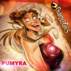 Thundercats Pumyra