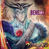 Thundercats Bengali