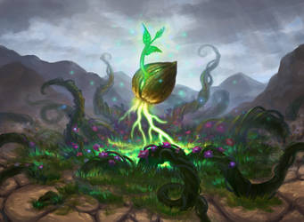 Seed of Renewal by pyro-helfier