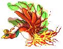 Fire bird by Ravoilie