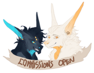 Commissions OPEN by Ravoilie