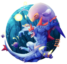 -Painted- pokeartdex 02 by Ravoilie
