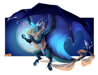 -Painted commission- Arkys by Ravoilie