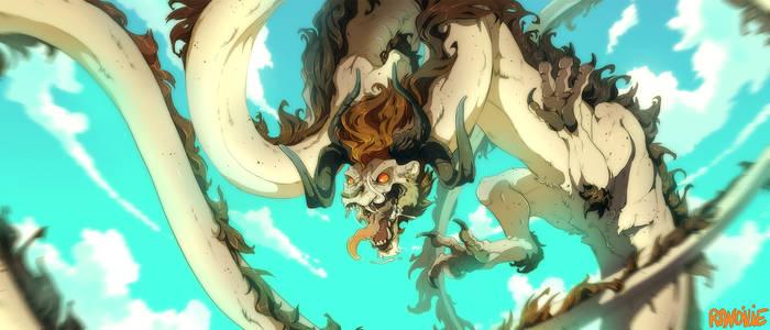 -personnal art- Dragon Ravy