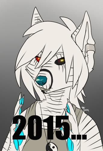 2015 by fallingblood