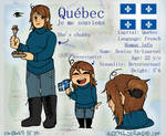HETALIA OC REFERENCE - THE PROVINCE OF QUEBEC