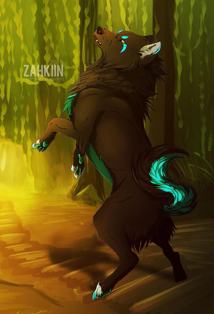 .: [ Not like the Movies ] :. + Speedpaint! by Zahkiin