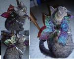 kitty faerie wings