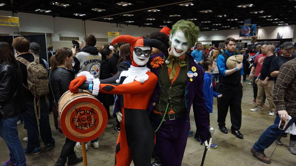 Joker 2015 Costume