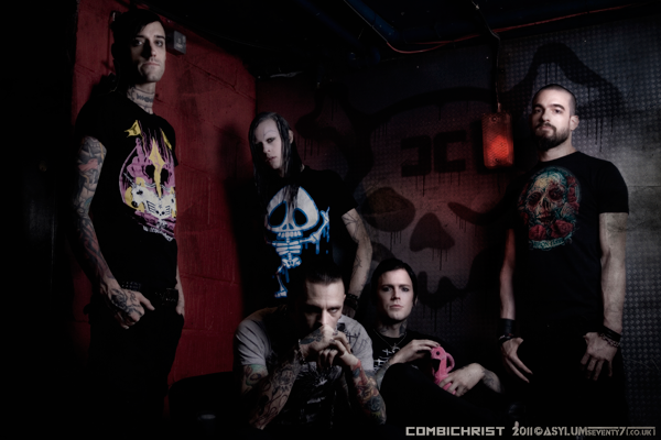 COMBICHRIST shoot 1 by ASYLUMSEVENTY7