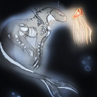 Monster's light by flyntgrey