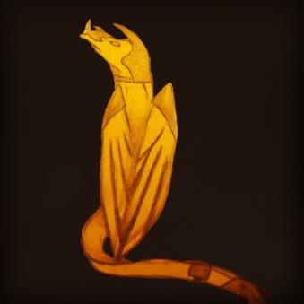 Gold by flyntgrey