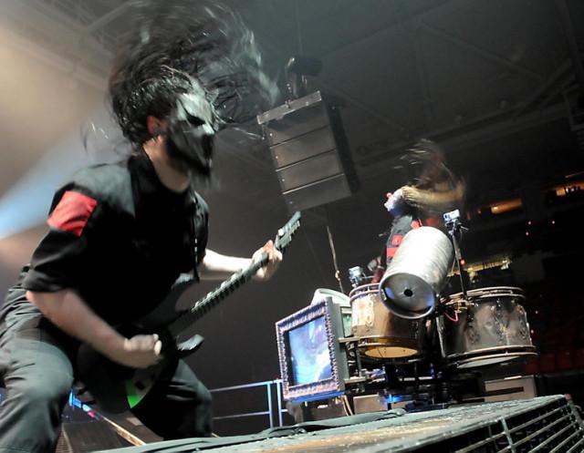 The Real Reason Slipknot Wears Masks Revealed Slipknot Sarcasm