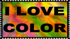 I LOVE COLOR by OmegaH32