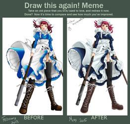 Draw This Again_Mey-Rin by Meya-san