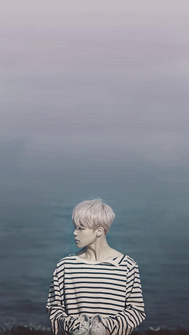 BTS Spring Day Teaser Jimin Wallpaper By Mar5122