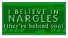 I Believe In Nargles