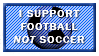 I Support Football... by Foxxie-Chan