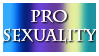 Pro-Sexuality Stamp by Foxxie-Chan