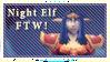 Night Elf FTW by Foxxie-Chan