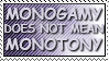 Monogamy-Monotony by Foxxie-Chan