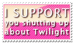 Anti-Twilight Stamp