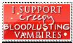 Creepy Bloodlusting Vampires