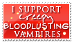Creepy Bloodlusting Vampires by Foxxie-Chan