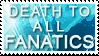 Death To All Fanatics by Foxxie-Chan