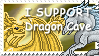 Adopters Support - Dragon Cave by Foxxie-Chan