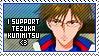 I Support Tezuka by Foxxie-Chan