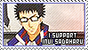 I Support Inui by Foxxie-Chan