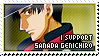 I Support Sanada by Foxxie-Chan
