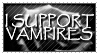 I Support Vampires by Foxxie-Chan