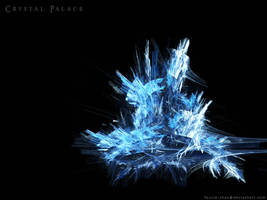 Crystal Palace Wallpaper by Foxxie-Chan