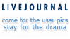 LiveJournal - Drama by Foxxie-Chan