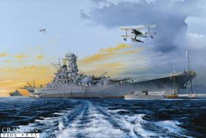 World's Biggest Battleship by bwan69