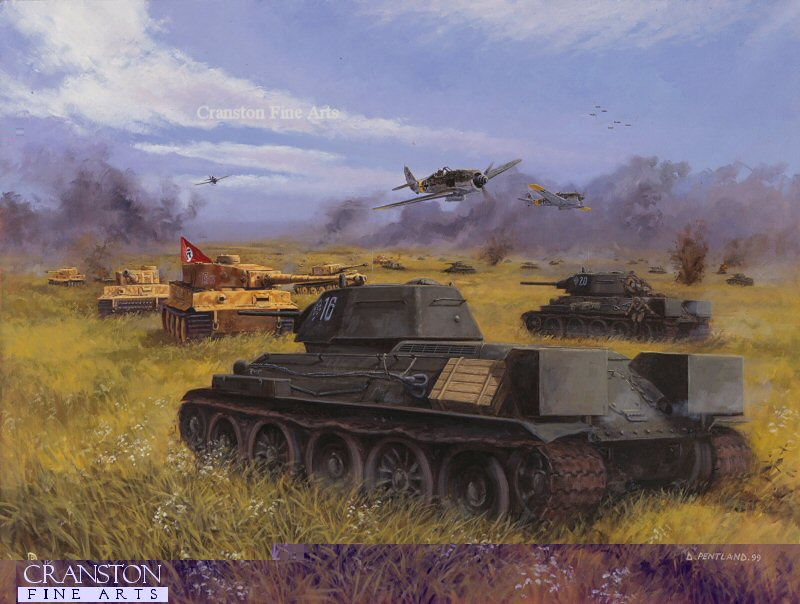 Battle of Kursk by bwan69 on DeviantArt