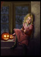 -Happy Halloween 2007- by Wictorian-Art
