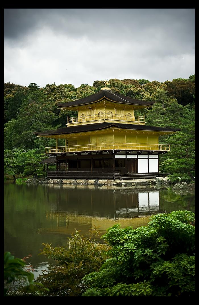 Kinkakuji by Wictorian-Art