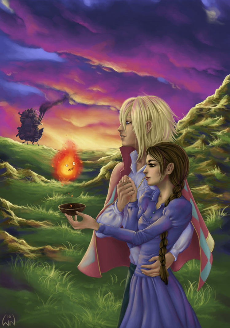 the art of howls moving castle pdf
