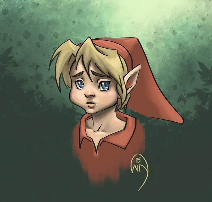 Red Link by Wictorian-Art