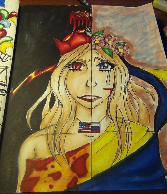Ukraine by Ircuz